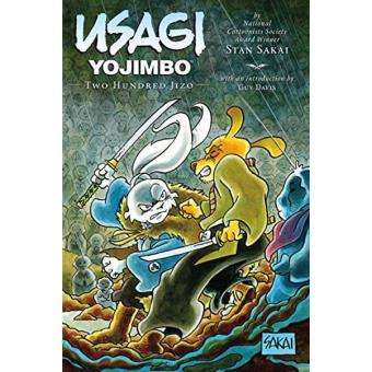 Usagi Yojimbo Vol 29 Two Hundred Jizzo