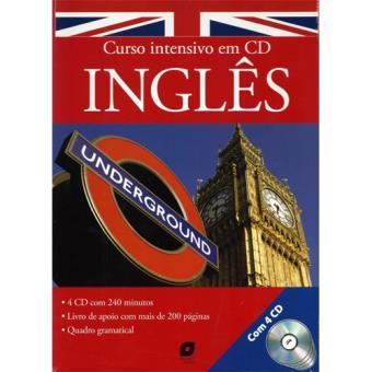 Inglês: Curso Intensivo em CD