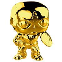 Funko Pop! Captain America Gold - 377