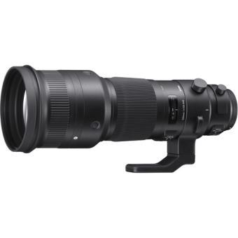 Objetiva Sigma 500mm f/4 DG OS HSM Sports para Canon