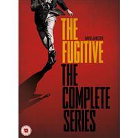 The Fugitive: The Complete Series - 32DVD Importação