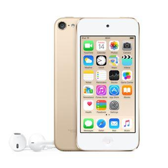 Apple iPod touch 128GB Leitor MP4 Dourado
