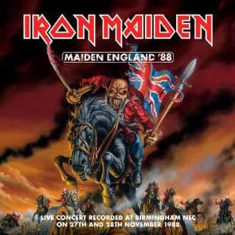 Maiden England '88 (2CD)