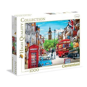 Puzzle Londres (1000 peças)