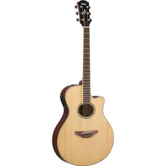 Guitarra Folk APX600 Natural Yamaha
