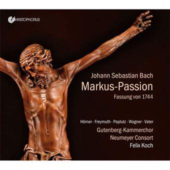 Bach: St Mark Passion, BWV247 - 2CD
