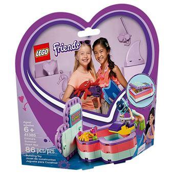 LEGO Friends 41385 A Caixa-Coração de Verão da Emma