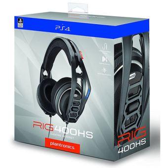 Headset Plantronics RIG 400HS - PS4