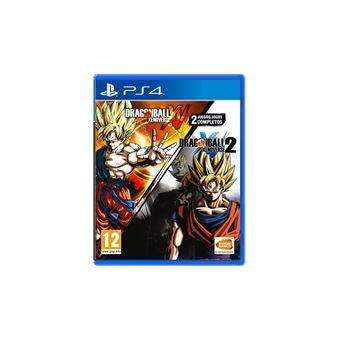 Dragon Ball Xenoverse + Xenoverse 2 - PS4