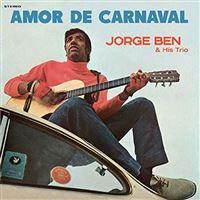 Amor de Carnaval - LP 180g Vinil 12''