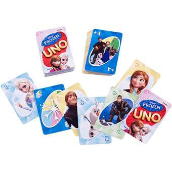 UNO Frozen - Mattel