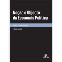 Noção e Objecto da Economia Política