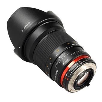 Samyang Objetiva 35mm f/1.4 AE (Nikon)