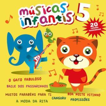 Músicas Infantis Vol.5
