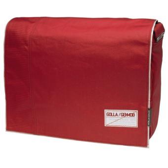 Golla Mala Messenger G-Bag 14'' (Vermelha Glee)