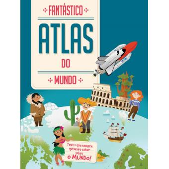 Fantástico Atlas do Mundo