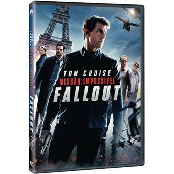Missão Impossível: Fallout - DVD