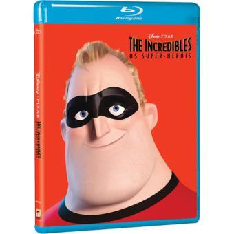 The Incredibles: Os Super Heróis - Edição Clássicos Disney - Blu-ray
