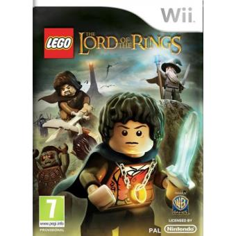 LEGO The Lord Of The Rings Wii