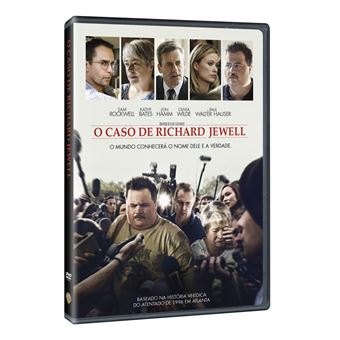 O Caso de Richard Jewell - DVD