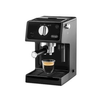 DeLonghi ECP 31.21 Independente Semiautomático Máquina espresso 1.1l 2chávenas Preto máquina de café