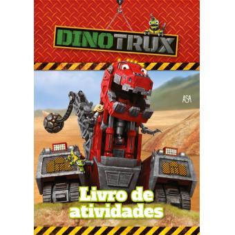 Dinotrux - Livro de Atividades