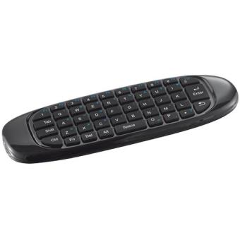 Trust Teclado Wireless com Air Mouse Gesto para Smart TV