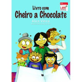 Livro com Cheiro a Chocolate