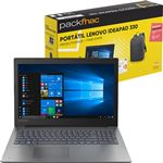 Pack Fnac Lenovo Ideapad 330-15IKBR + Office 365 + Mochila + Instalação Software