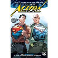 Superman action comics tp vol 3 (re