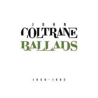 John coltrane ballads 1956 1962 4cd cd lbum compre msica ballads 1956 1962 4cd stopboris Gallery