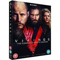 Vikings - Season 4 - 6DVD Importação