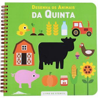 Desenha os Animais da Quinta