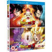 Pack Dragon Ball Z: Os Filmes - Blu-ray Importação