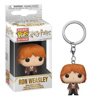 Porta-Chaves Funko Pop! Harry Potter: Ron Weasley