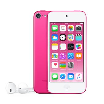 Apple iPod touch 128GB Leitor MP4 Rosa