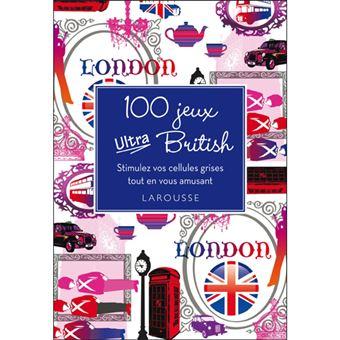 100 Jeux Ultra British