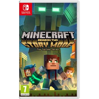 Minecraft: Story Mode 2 - Nintendo Switch