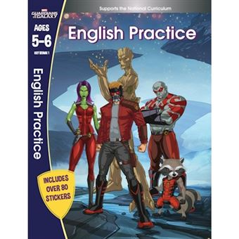 Guardians of the galaxy: english pr