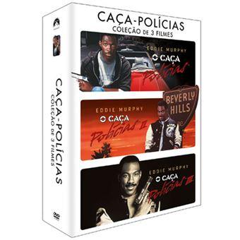 Caça-Polícias Coleção 3 Filmes - 3 DVD