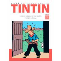 The Adventures of Tintin - Book 1