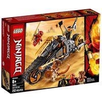 LEGO NINJAGO 70672 A Mota Todo-o-Terreno de Cole