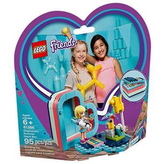 LEGO Friends 41386 A Caixa-Coração de Verão da Stephanie