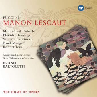 Puccini: Manon Lescaut - 2CD