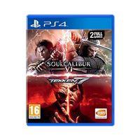Tekken 7 x Soulcalibur VI - PS4