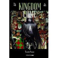 Kingdom Come - Livro 1: Estranho Visitante