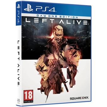 Left Alive Day One Edition - PS4