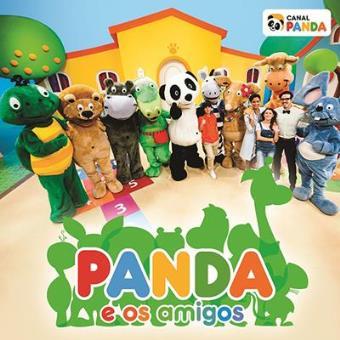 Panda e os Amigos (CD+DVD)