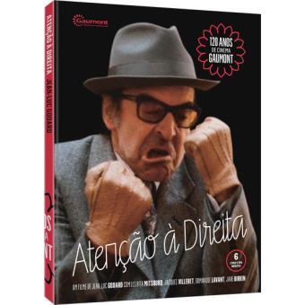 Atenção à Direita (Livro + DVD Inéditos)