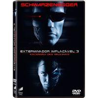 Exterminador Implacável 3: Ascensão das Máquinas - DVD